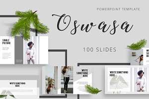 Oswasa Powerpoint Template