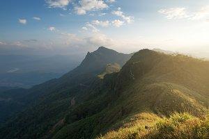 Pha Tang hill