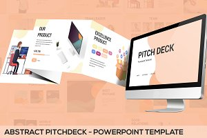 Abstract Pitchdeck - Powerpoint