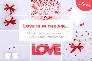 Love is in the air…..