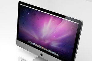 Computer set (iMac)