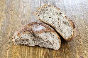 half fresh loaf