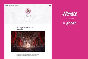Horace Ghost Theme