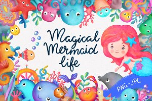 Magical Mermaid Life