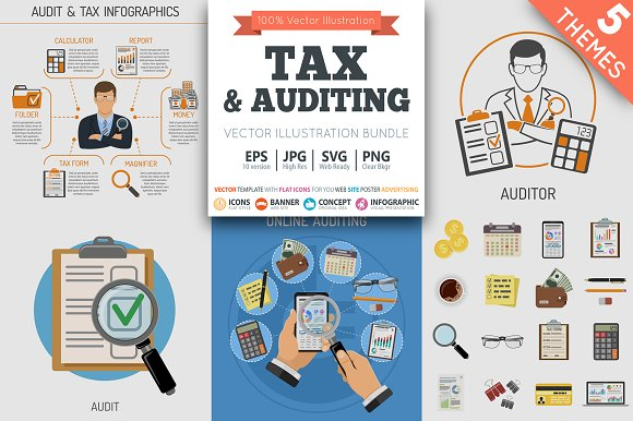 Tax Auditing And Test Themes