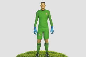 football goalkeeper Manuel Neuer