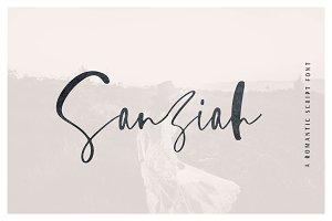 Sanziah | A Romantic Script
