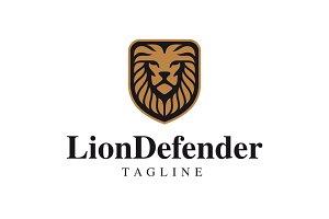 Lion Defender Logo