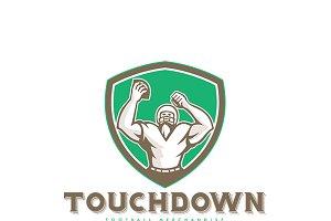 Touchdown Merchandise Logo