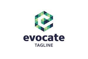 Evocate - E Logo