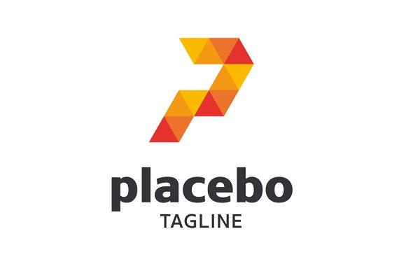 Placebo - P Logo