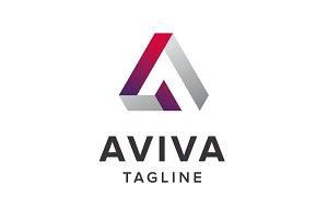 Aviva - A Logo