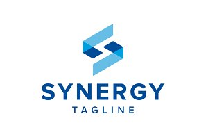 Synergy - S Logo Design
