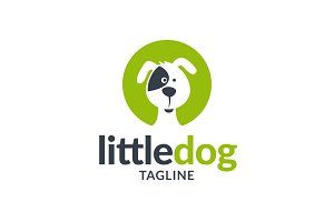 Little Dog Logo