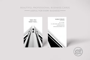Beautiful Professional Business Card