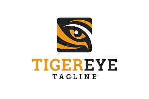 Tiger Eye Logo