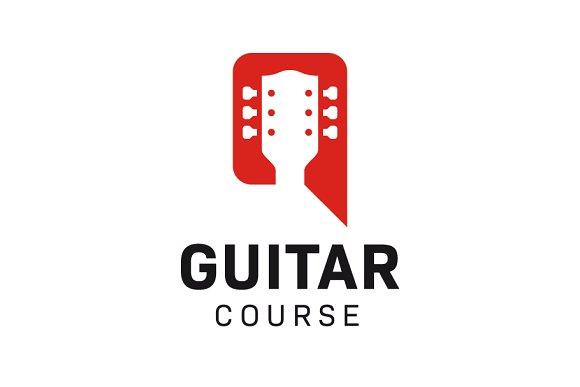 Guitar Course Logo