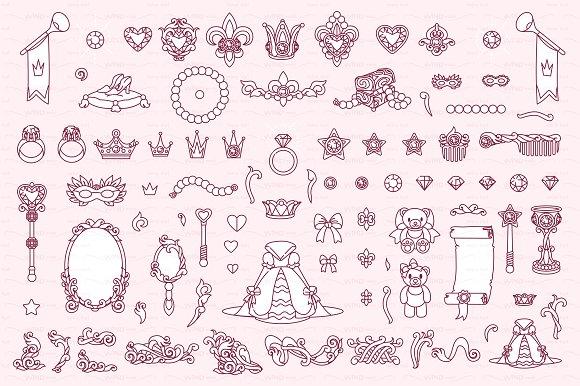 ♡ vector Wonderland items 05
