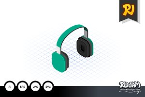 Isometric  Headset