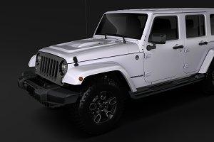 Jeep Wrangler Unlimited Smoky Mounta