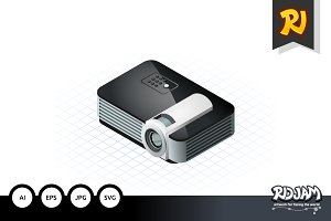 Isometric Projector