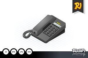 Isometric Telephone