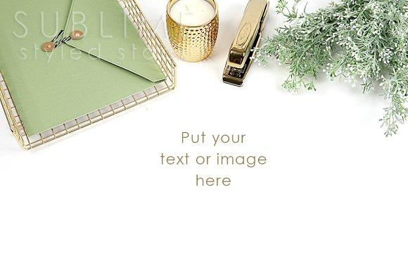 Styled Stock Photography, Desktop