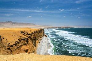 Desert Beach Ocean View