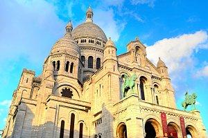 Sacred Heart of Jesus, Paris