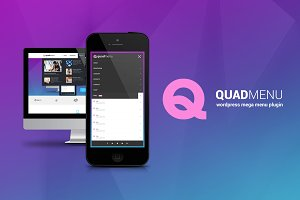QuadMenu - WordPress Mega Menu