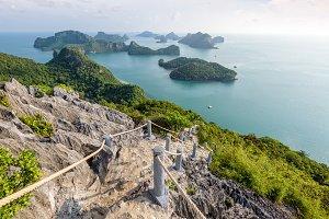 Mu Ko Ang Thong National Marine Park