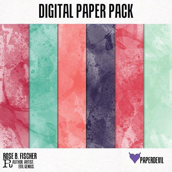 Digital Paper Pack: BB2 Solids 1