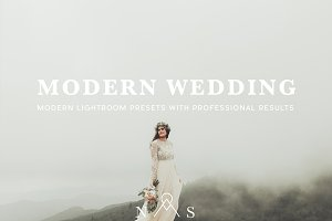 Modern Wedding Preset Pack
