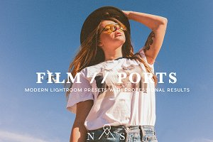 Film Portrait Preset Pack
