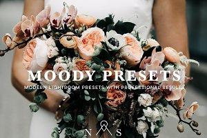 Moody Tones Preset Pack