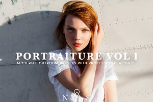 Portraiture Presets Vol 1 Pack