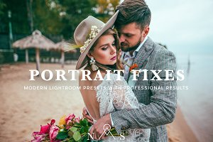 Portrait Fix Preset Pack