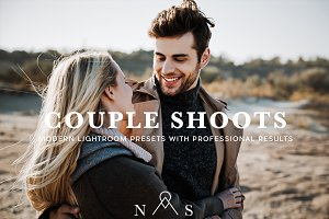 Couples Photo Shoot Preset Pack
