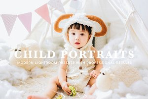 Child Portrait Preset Pack