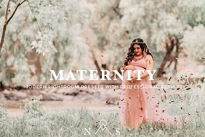 Maternity Portrait Preset Pack
