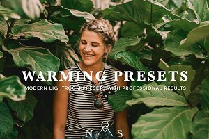 Warming Preset Pack