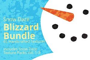 Snow Daze Blizzard! Bundle Textures