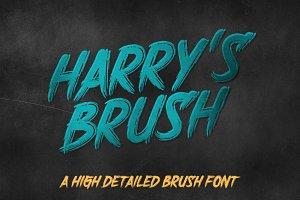 Harry's Brush
