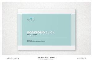 Portfolio Book - 24 Pages