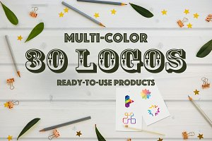 Multi-Color Logos