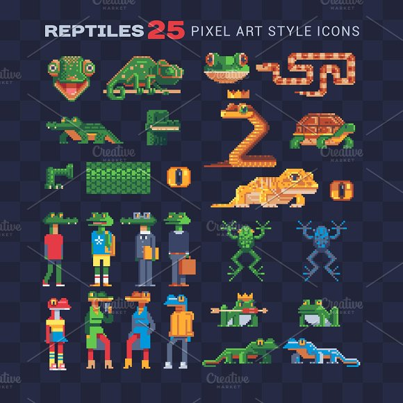 Reptile §Ўmphibian