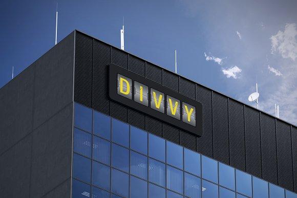Divvy Logo Design