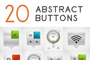 20 ui buttons