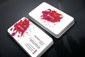 Saja Business Card