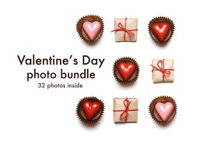 Valentine's Day Photo Bundle